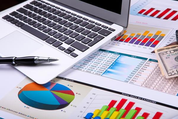 graphs and charts, analysis